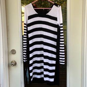 ❤️A New Approach Striped Dress